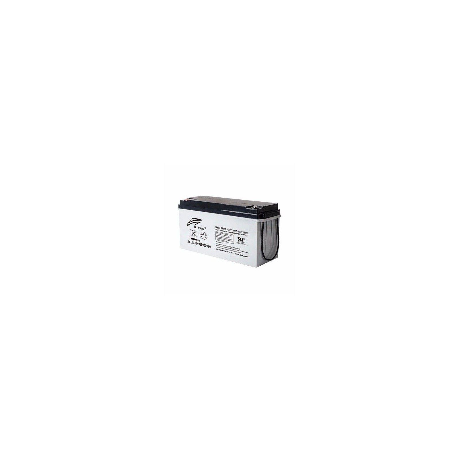 Batería Ritar HR12-32W 8Ah 12V Hr RITAR - 1