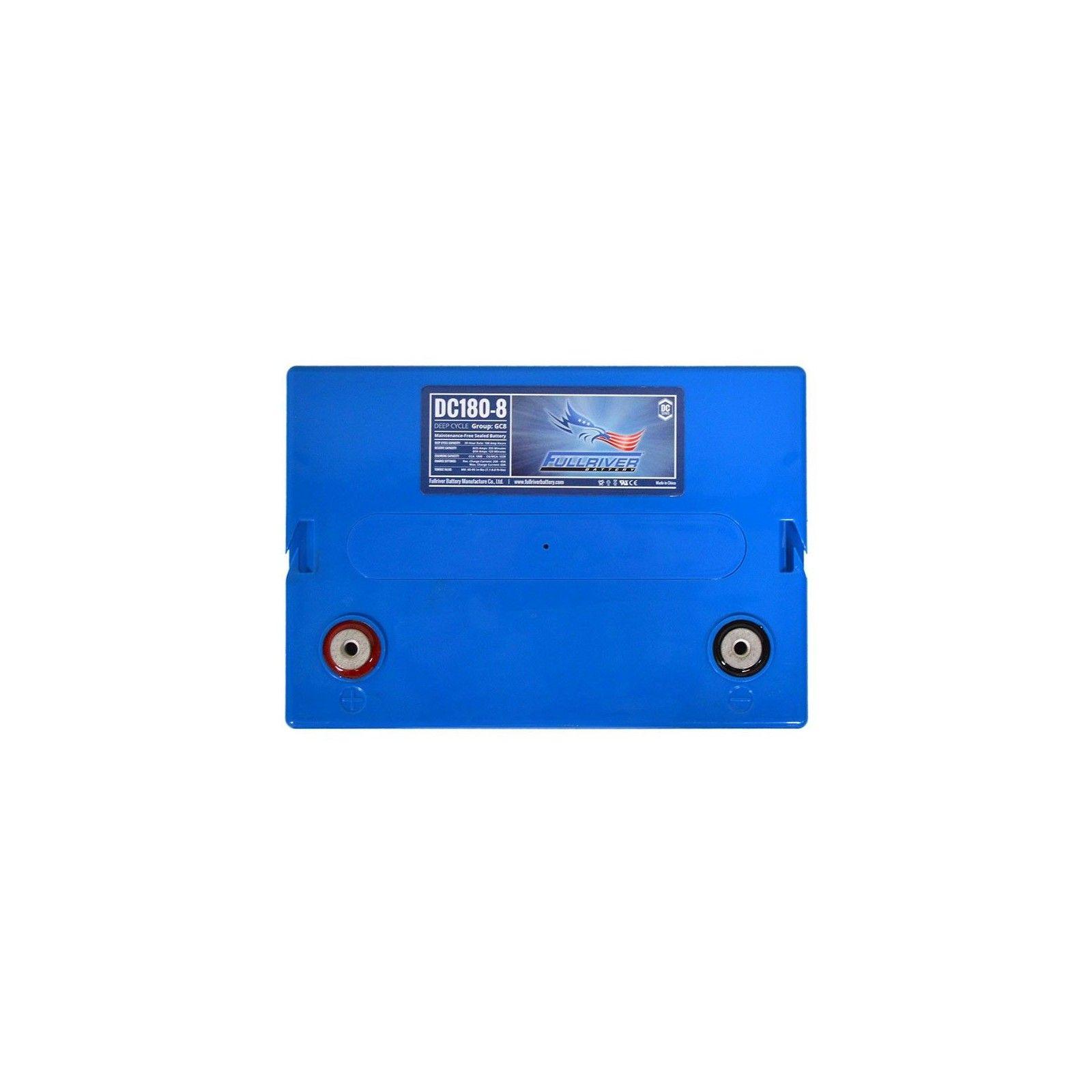 Batería Fullriver DC180-8B 180Ah 8V Dc FULLRIVER - 1