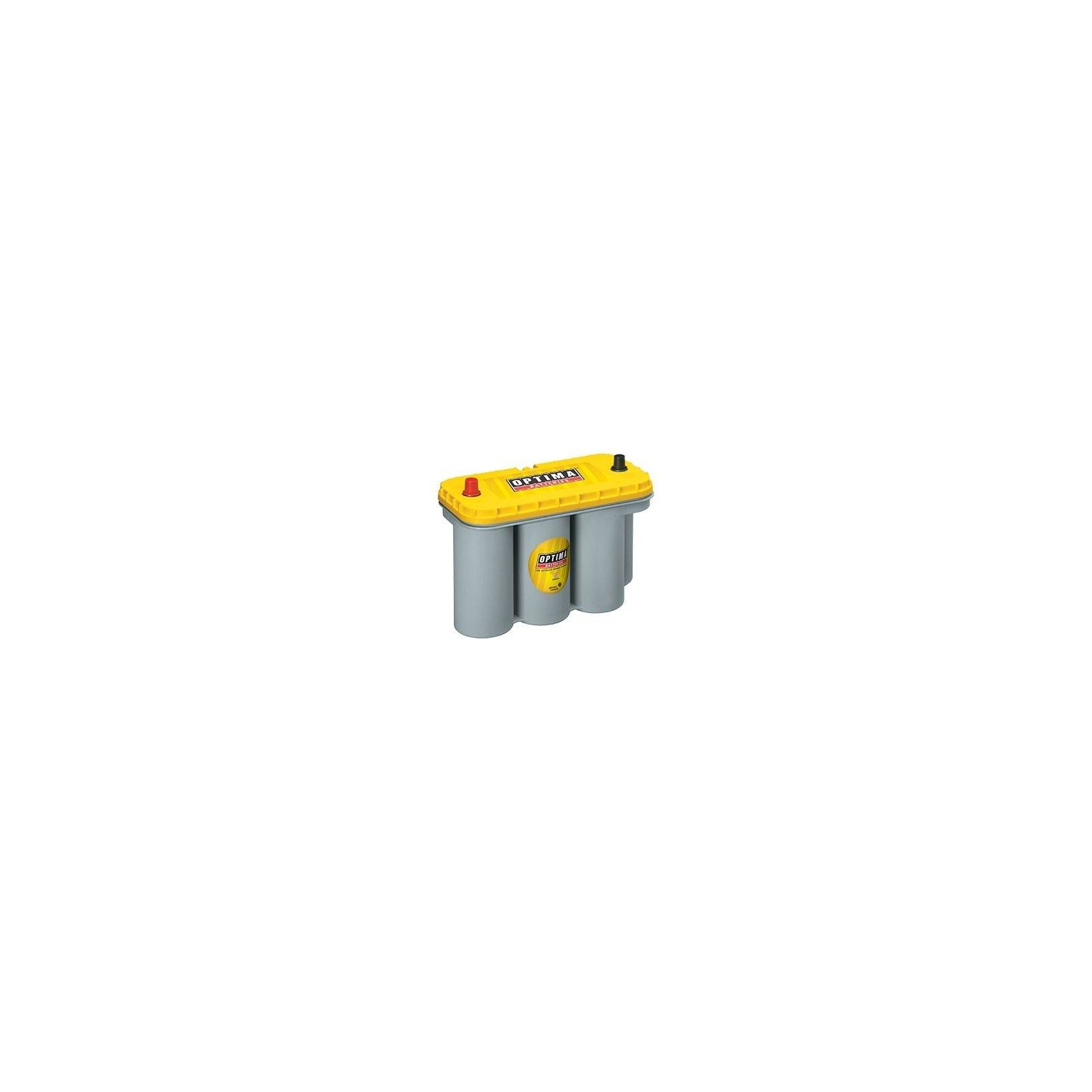 Battery Optima YTS-5.5 75Ah 975A 12V Yellow Top OPTIMA - 1