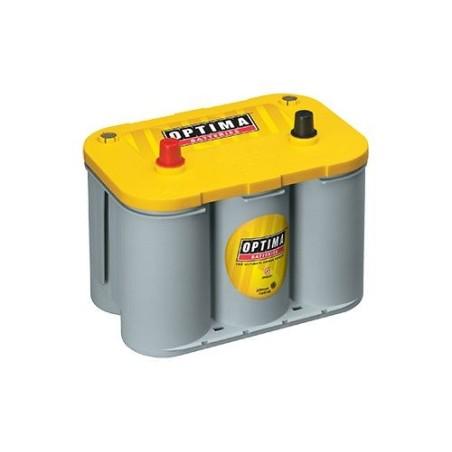 Battery Optima YTS-4.2 55Ah 765A 12V Yellow Top OPTIMA - 1