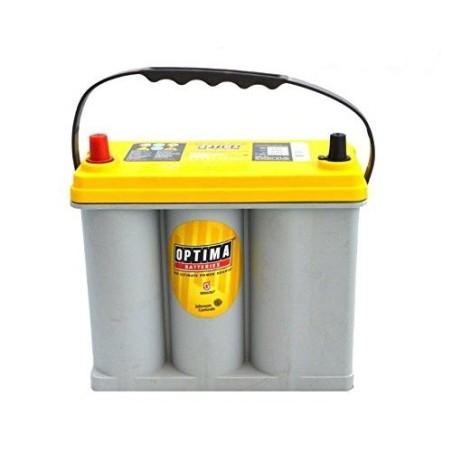Battery Optima YTS-2.7J 38Ah 460A 12V Yellow Top OPTIMA - 1