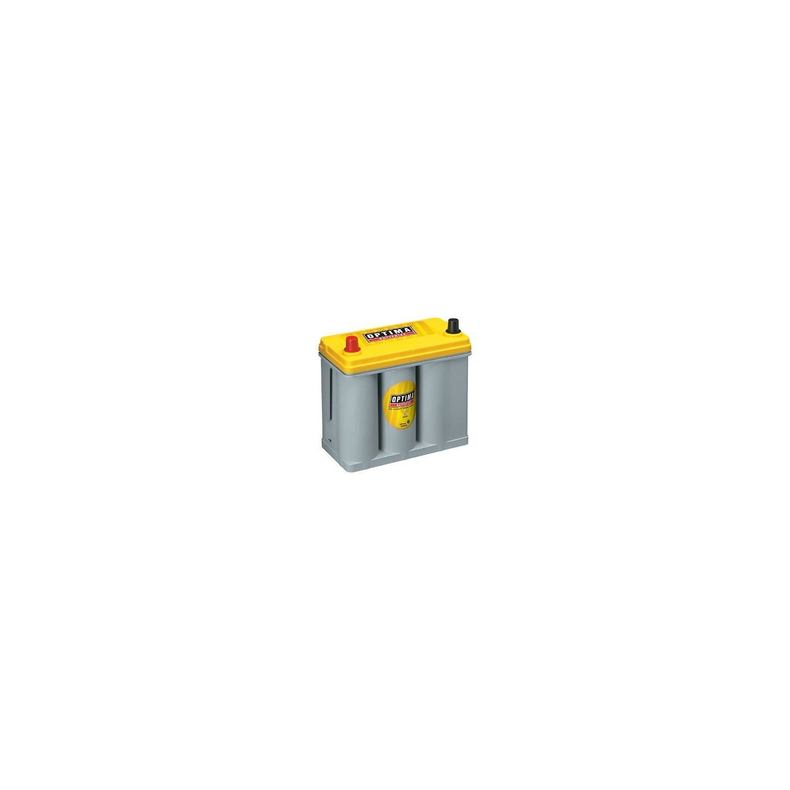 Batería Optima YTS-2.7 38Ah 460A 12V Yellow Top OPTIMA - 1