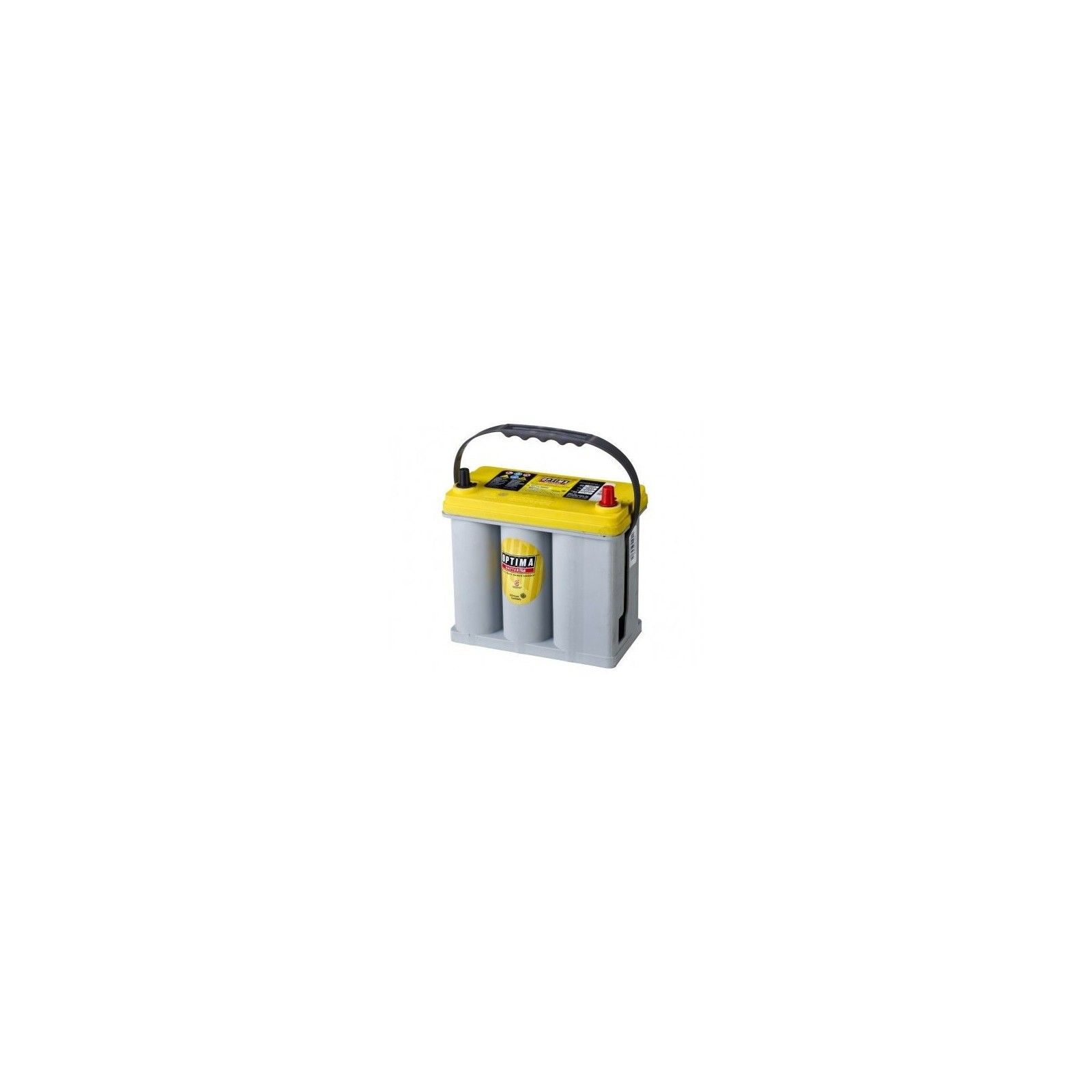 Battery Optima YTR-2.7J 38Ah 460A 12V Yellow Top OPTIMA - 1
