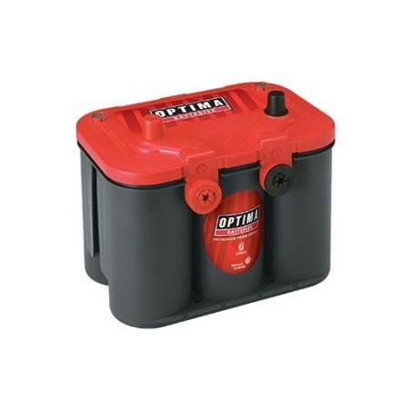 Batería Optima RTU-4.2 50Ah 815A 12V Red Top OPTIMA - 1
