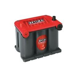 Batería Optima RTU-3.7 44Ah 730A 12V Red Top OPTIMA - 1