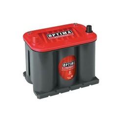 Battery Optima RTS-3.7 44Ah 730A 12V Red Top OPTIMA - 1