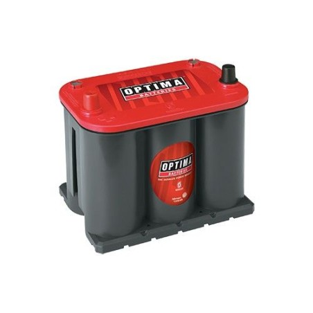 Batería Optima RTS-3.7 44Ah 730A 12V Red Top OPTIMA - 1