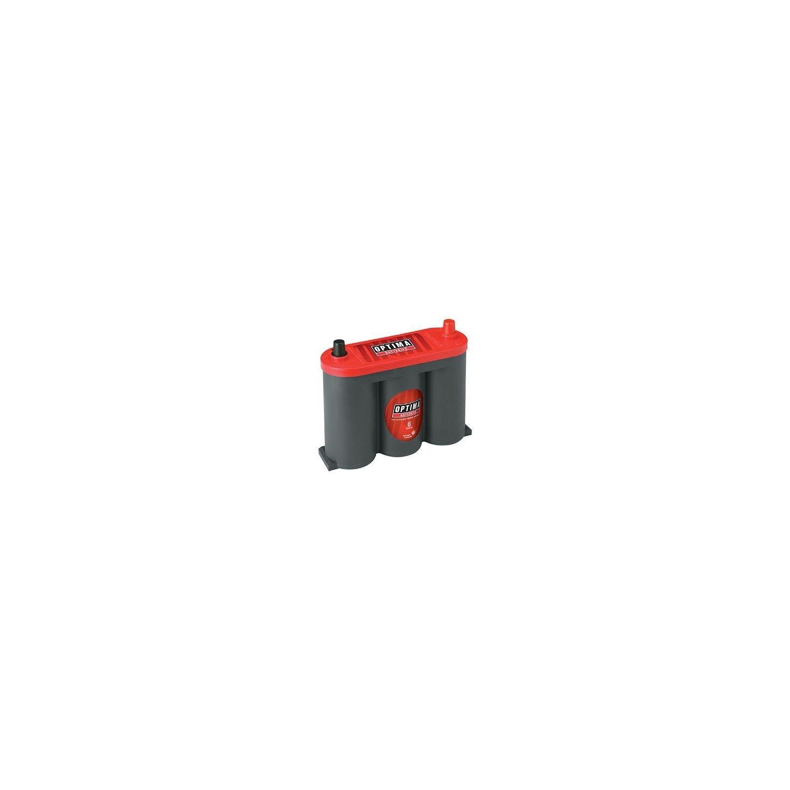 Batería Optima RTS-2.1 50Ah 815A 6V Red Top OPTIMA - 1