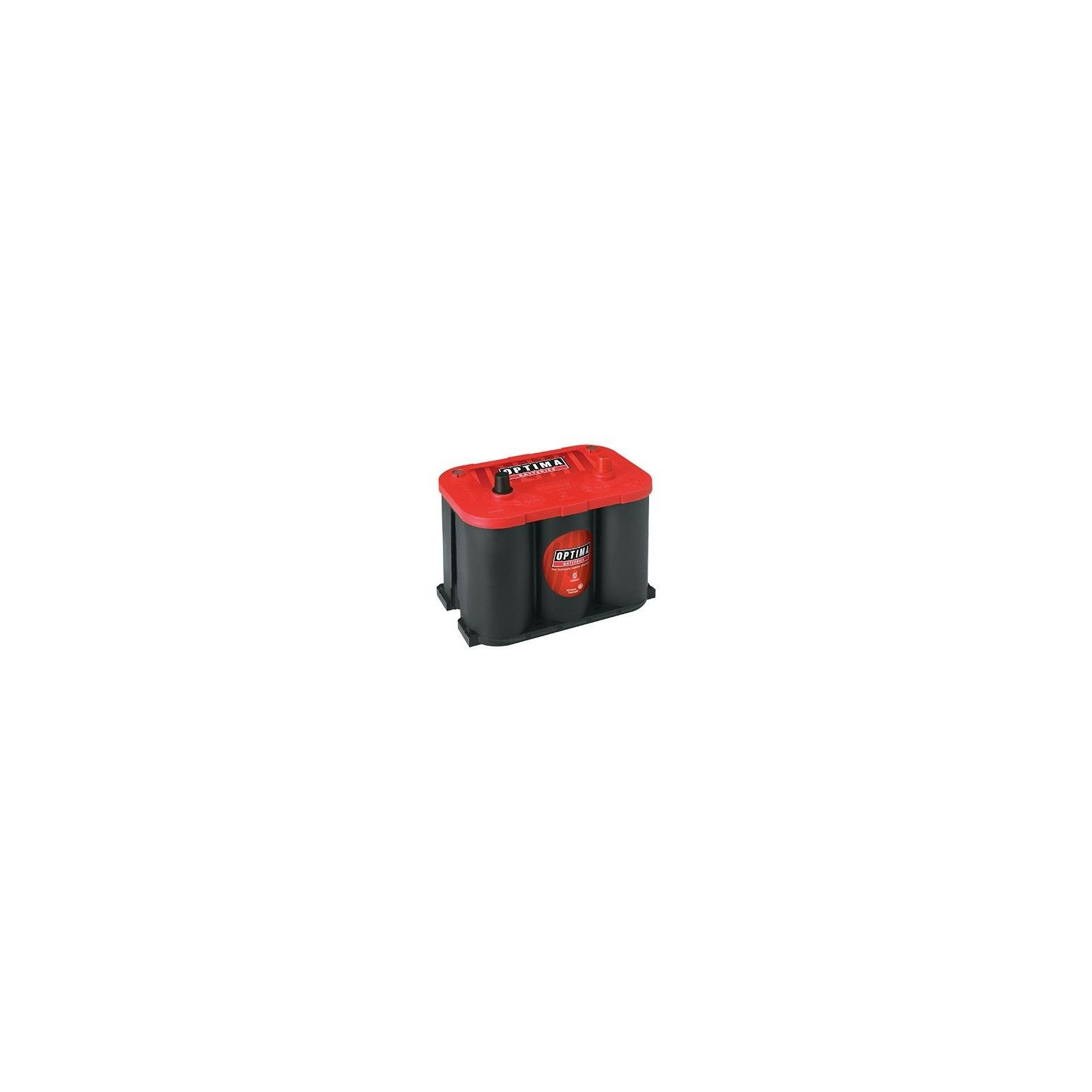 Batería Optima RTR-4.2 50Ah 815A 12V Red Top OPTIMA - 1