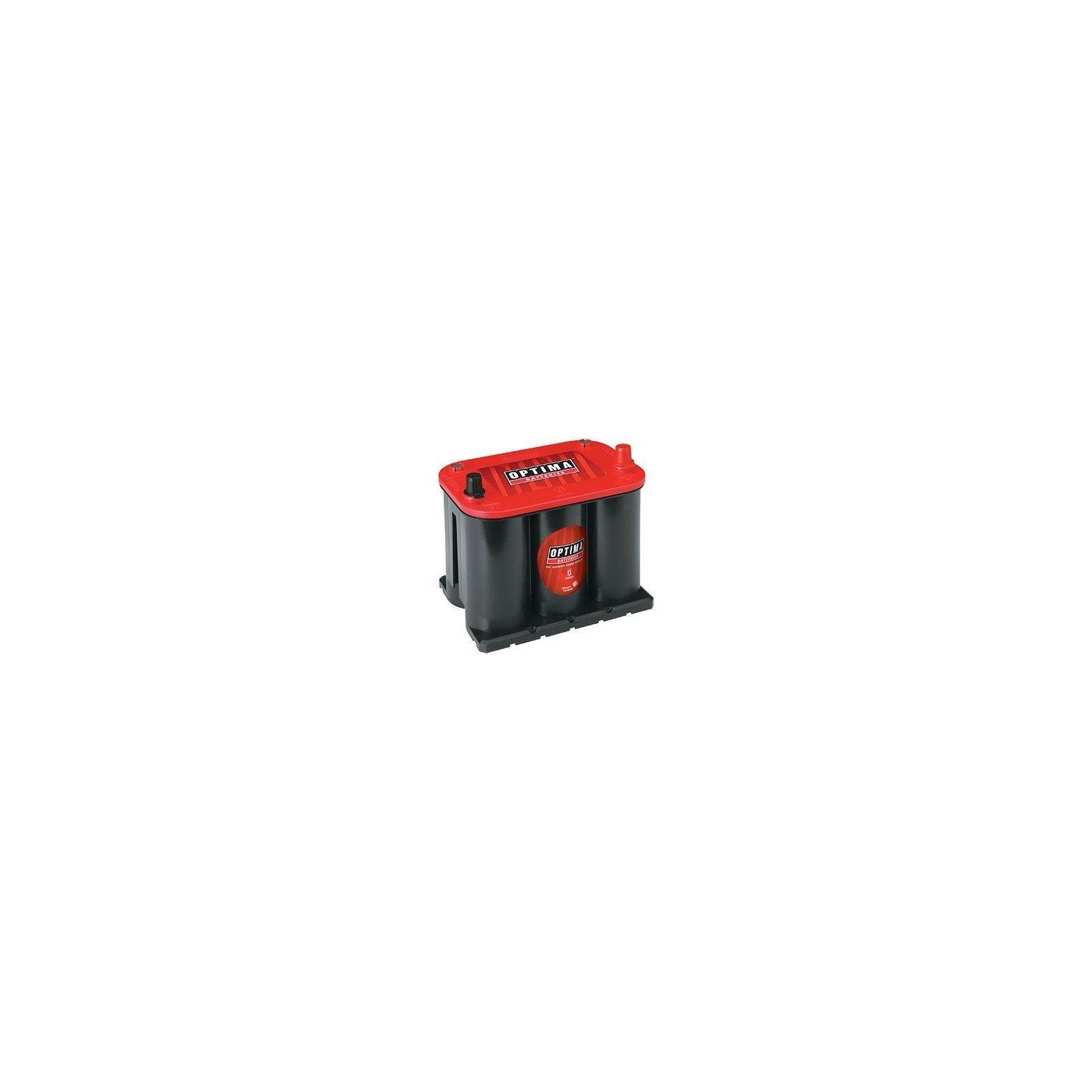 Batería Optima RTR-3.7 44Ah 730A 12V Red Top OPTIMA - 1