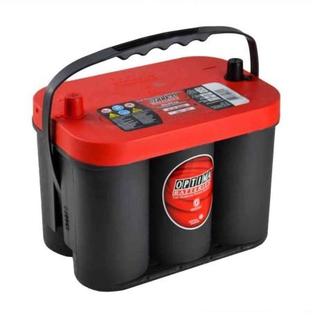 Batería Optima RTC-4.2 50Ah 815A 12V Red Top OPTIMA - 1