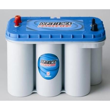 Batería Optima BTDC-5.5 75Ah 975A 12V Blue Top OPTIMA - 1