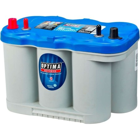 Battery Optima BTDC-5.0 66Ah 845A 12V Blue Top OPTIMA - 1