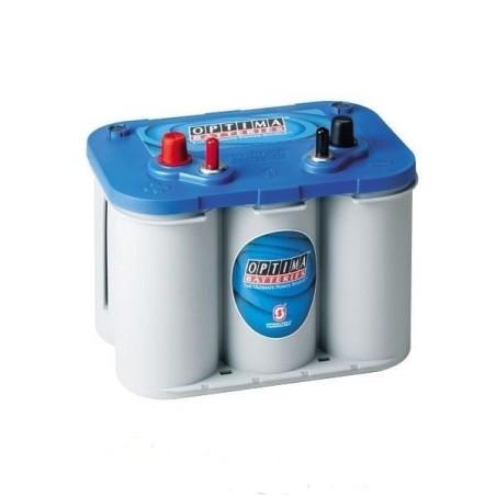 Battery Optima BTDC-4.2 55Ah 765A 12V Blue Top OPTIMA - 1
