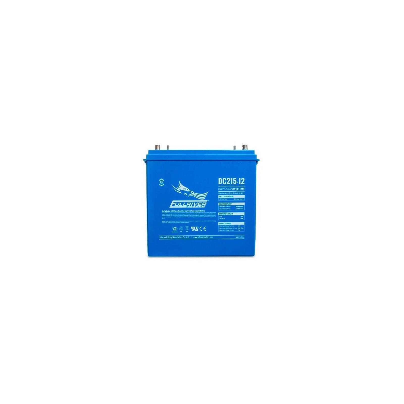 Batería Fullriver DC215-12 215Ah 1000A 12V Dc FULLRIVER - 1