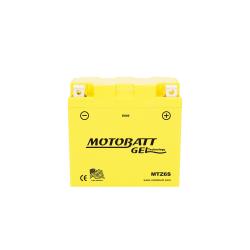 BATERIA Motobatt YTX5LBS-YTZ7S MOTOBATT MTZ6S 6Ah 95A 12V MOTOBATT - 1