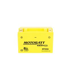 BATERIA Motobatt YTX9BS MOTOBATT MTX9A 9Ah 140A 12V MOTOBATT - 1