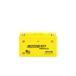BATERIA Motobatt MOTOBATT MTX7B 7Ah 90A 12V MOTOBATT - 1