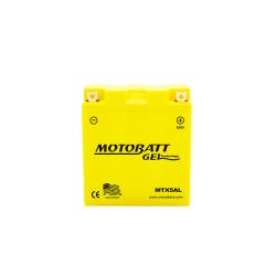 BATERIA Motobatt MOTOBATT MTX5AL 5Ah 85A 12V MOTOBATT - 1
