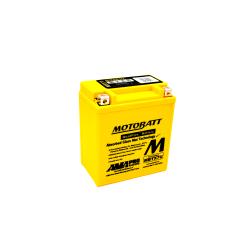Batería Motobatt YTX7LBS-YTZ8V MBTX7U 8Ah 115A 12V Quadflex MOTOBATT - 1