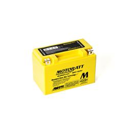 Batería Motobatt YTX7ABS MBTX7ABS 8Ah 105A 12V Quadflex MOTOBATT - 1