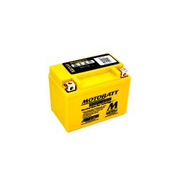Batería Motobatt MBTX4U 4,7Ah 70A 12V Quadflex MOTOBATT - 1