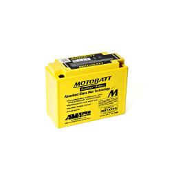 BATERIA Motobatt Y50N18LA-Y50N18AA-YTX24HLBS- MOTOBATT MBTX24U 25Ah 300A 12V MOTOBATT - 1