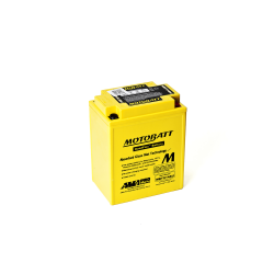 Batería Motobatt MBTX14AU 16,5Ah 210A 12V Quadflex MOTOBATT - 1