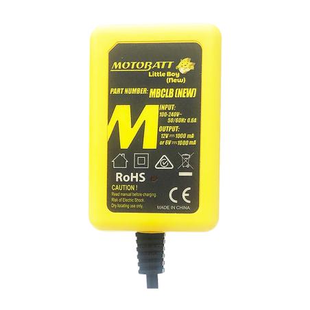 Cargador Motobatt MBCCLB Cargador MOTOBATT - 1