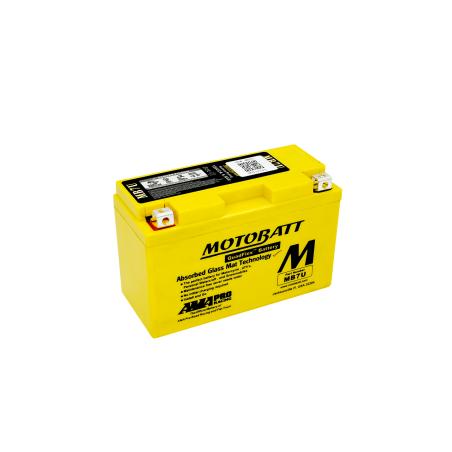 BATERIA Motobatt YT7BBS-YT7B4 MOTOBATT MB7U 6,5Ah 100A 12V MOTOBATT - 1