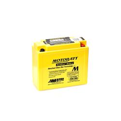 Batería Motobatt MB7BB 9Ah 150A 12V Quadflex MOTOBATT - 1