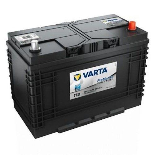Batería Varta I18 110Ah 680A 12V Promotive Hd VARTA - 1