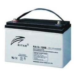 Batería Ritar RA12-120S 116Ah 12V Ra RITAR - 1