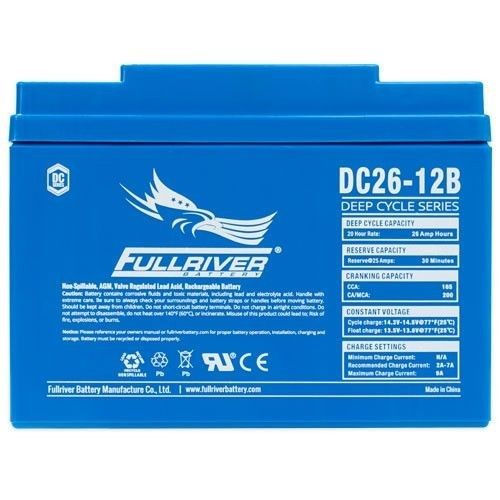 BATTERY VARTA B36 12V 44AH 420A  - 1