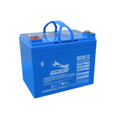 Battery Fullriver DC35-12A 35Ah 190A 12V Dc FULLRIVER - 1